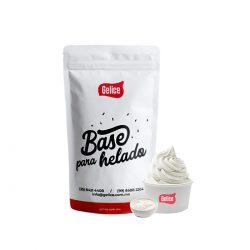 Helado base gelice yogurt