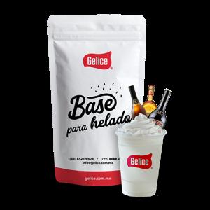 bases mezclas y recetas para preparar granitas sorbetes frapuchinos con licor