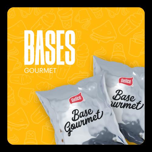 Bases Para Helado Gourmet